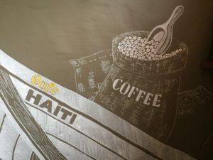 Café Haiti.